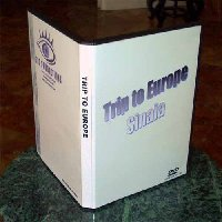 Simple Graphics - DVD case insert