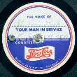 Your Man In Service (Pepsi) Record
